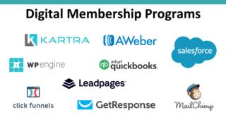 Digital Membership Program